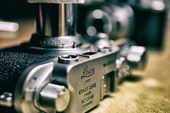 Leica IIIC (Thomas Weitenberg) Tags: leica leicaiii leicaiiic sucherkamera messucherkamera rangefinder eos5dii