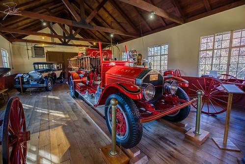 1922 American LaFrance Fire Truck