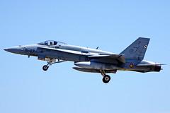 15-27 C.15-40 EF-18M EF-18A-23-MC+  Zaragoza NTM 2016 (Antonio Doblado) Tags: 1527 c1540 ef18m ef18 f18 c15 aviación aviation aircraft airplane fighter zaragoza nato ntm tigermeet boeing mcdonnelldouglas