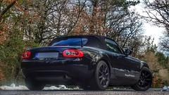 15-01 (RoadsterAddiction) Tags: mazda mx5 mk3 miata nc nc1 facelift roadster black