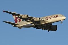 A7-APJ Qatar Airways Airbus A380-861 (johnedmond) Tags: perth ypph westernaustralia qatar airbus a380 sky australia aviation aircraft aeroplane airplane airliner plane canon eos7d eos 7dmkii 100400mm ef100400mmf4556lisiiusm