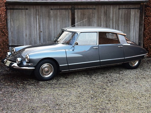 Citroën DS21 Pallas (1965)