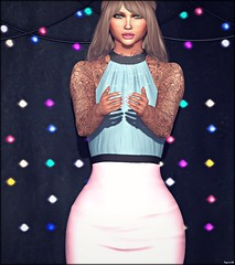 ♔ LoTd 371 (Victoria Michigan) Tags: poz gaeg skin fair event safira cosmopolitan letis tattoo maitreya truth hair sl second secondlife life blogger blog