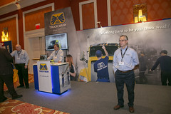 Monday - Exhibition Hall (truckloadcarriers) Tags: exhibit exhibition trucking transportation truckload tca