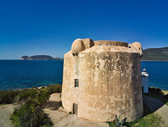 Porto Conte (sandropatrizia) Tags: sardegna sandropatrizia sardinia sea sky alghero alguer isola capocaccia mare torre torrediportoconte