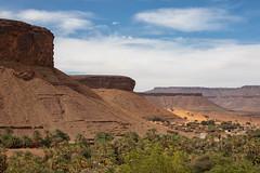 Big canyon (s_andreja) Tags: mauritania canyon desert terjit adrar oasis plateau