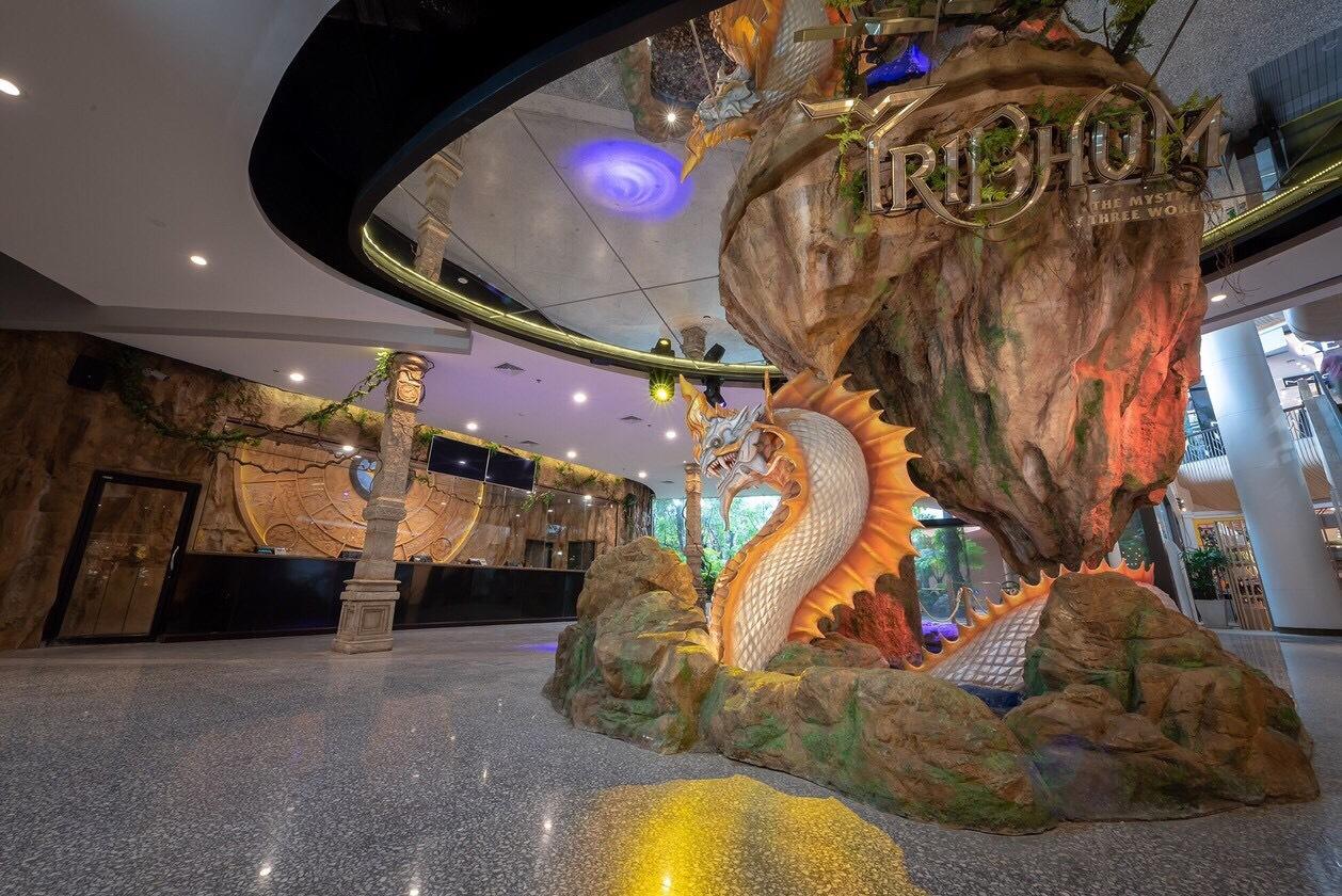TRIBHUM The Mystical Three Worlds3
