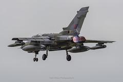 RAF Tornado GR.4 ZG752 Single Afterbuner (Mark_Aviation) Tags: raf tornado gr4 zg752 single afterbuner gr4t camo jet special camoflauge original paint scheme 31sqn 31 squadron 9sqn 9 military aircraft airplane retirement retire marham loud afterburner fast painted 2019