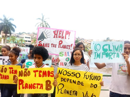 Support School Strike (Salvador - Bahia) (Brazil)