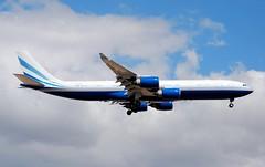 VP-BMS A340-541 Las Vegas Sands (corrydave) Tags: 560 a340 a340500 biz palma vpbms majorca
