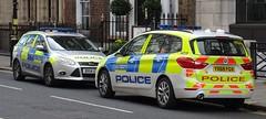 Metropolitan Police - BX14 EGZ & YX68 FGV (999 Response) Tags: metropolitanpolice bx14egz yx68fgv metropolitan police bmw ford hgr agq