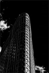 19-03-12_tstory-85web (Timothy Story) Tags: architecture buildings urban environment spring clouds northamerica canada ontario centralregion torontodistrict photograph abstract bw exterior handofman niksoftware vertical toronto on
