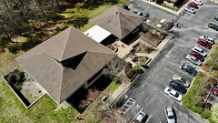 Five Oaks Seventh-day Adventist Church - 1 (Tandem Guy) Tags: march16 2019 durham nc seventhdayadventist aerial drone