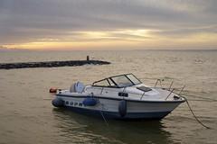 Waarde (Omroep Zeeland) Tags: getijdenhaventje meerpaal vissersbootje haventje bietenhaventje strekdam vloed