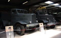 Oshkosh W709 C-T-5 & Sterling DDS235 (rvandermaar) Tags: oshkosh w709 ct5 sterling dds235 army truck us usa