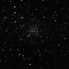 NGC 2158 (Yu-Hang Kuo) Tags: astrometrydotnet:id=nova3159623 astrometrydotnet:status=solved