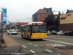3866-24776§0 (VDKphotos) Tags: vdl citea clf120 daf autobus belgium wallonie lalouvière otw