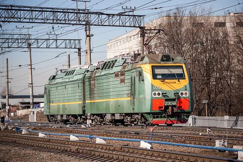 2ЭС4К-020, станция Волковская ©  neu_zwei