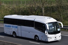 YR16BLZ  Harry Shaw, Binley (highlandreiver) Tags: yr16blz yr16 blz harry shaw coaches binley coventry irizar i6 bus coach m6 wreay carlisle cumbria