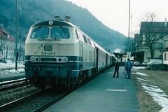 DB4 218448-9 (stevenjeremy25) Tags: db deutsche bahn german germany railway train locomotive 218 218448 diesel