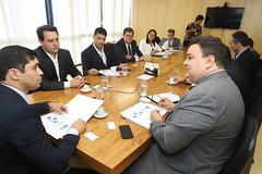 Reunião com Controlador Geral da União - CGU / Brasília