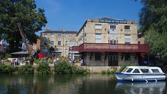 The Head of the River (sfryers) Tags: river isis thames riverside pub beergarden boat summer oxford smc pentaxda 21mm 132 limited