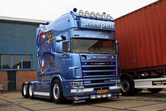 """Scania 04 Longline """" SNEEPELS """" (NL) (magicv8m) Tags: scania 04 longline sneepels nl tir trans transport lkw"""
