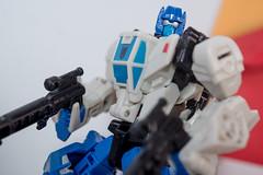DSC_9385 (Quantum Stalker) Tags: hasbro takara power primes battleslash roadtrap battletrap duocon helicopter truck combiner decepticons legends small decent articulation robot disguise g1 homage