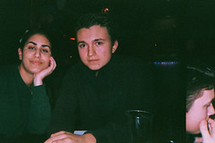 maral + petter (Lou Mattei) Tags: disposables