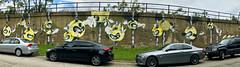 Pod People by Anthony Lewellen (wiredforlego) Tags: graffiti mural streetart urbanart aerosolart publicart chicago illinois ord pilsen anthonylewellen antckone