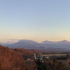 (Paolo Cozzarizza) Tags: italia friuliveneziagiulia pordenone spilimbergo panorama alba cielo alberi