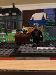Custom lego Vincent Van Ghoul figure (Lego4366) Tags: moc custom ghosts thirteen price ghoul van vincent scoobydoo