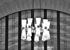 6Q3A5793 (www.ilkkajukarainen.fi) Tags: suomi finland finlande eu europa scandinavia jugend jugendstill art noveau saarinen railway station paavo tynell valaisin rautatie asema happy life visit travel travelling monochrome mustavalkoinen blackandwhte