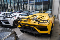 SVJ's (jansupercars) Tags: germany supercars motorworld cars super car exotic lamborghini aventador svj lp770 aventadorsvj spotted2019 automotive carphotography carpictures