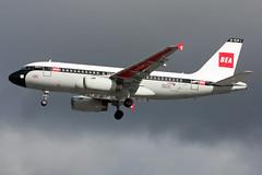 British Airways (BEA Retro) A319 (Wiggy66) Tags: heathrow lhr geupj britishairways bearetro a319