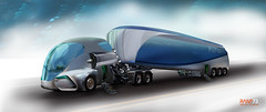 NABIRE (suRANTo dwisaputra) Tags: car digital nabire modern science concept conceptcar future