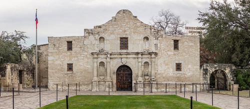The Alamo 50MP Panoramic