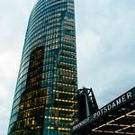 Deutsche Bahn headquarters building at Potsdamer Plaz in Berlin thumbnail