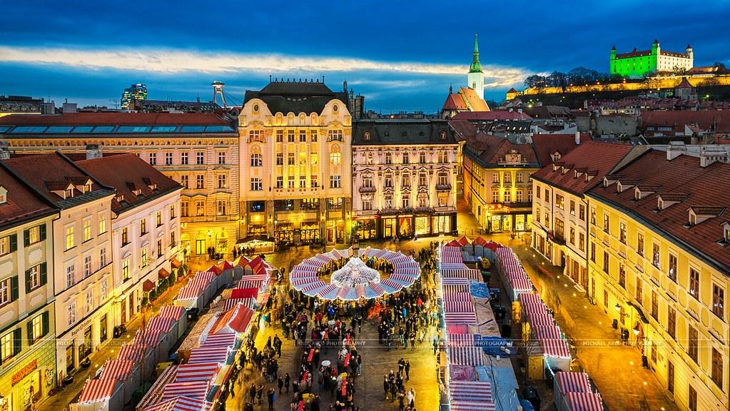 Christmas Bratislava.The World S Best Photos Of Bratislava And Christmas Flickr
