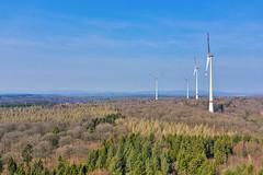 Energie (NoBudgetPhoto.de) Tags: dji schwalbach saarland deutschland de forest wind energie drone