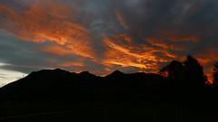 Burning Sky Hochplatte Friedenrath Staffen (Aah-Yeah) Tags: burning sky hochplatte friedenrath staffen sonnenuntergang sunset grassau achental chiemgau bayern