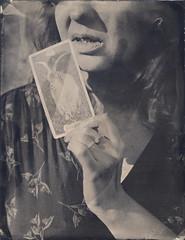Philomène III (Troisième type) Tags: portrait collodion humide wetplate 180mm busch pressman 4x5 lelabodutroisième
