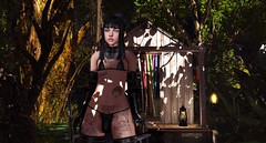 The Iron Swamp (Electronic Dust) Tags: ѕмσυgнѕαмα girl boy sexy sl second life bento ava the iron swamp electronic dust cut maitreya mesh body game gamer 3d
