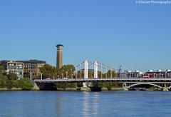 River Thames (Ellacott Photography) Tags: editing lightroom photography nikond3100 london riverthames battersea landscape cityscape