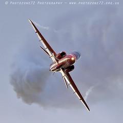 9559 R7 (photozone72) Tags: raf rafat redarrows reds aviation aircraft hawk canon canon7dmk2 canon100400f4556lii 7dmk2 scampton lincolnshire