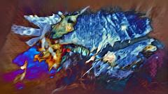 (K)AnalArt_44  Unordnung der Kronjuwelen (wos---art) Tags: bildschichten kanal art three communication kommunikation flowers blumen tulpen rosen farbkomposition sakrale räume