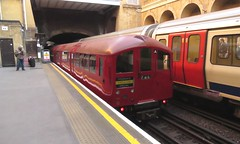 10012 Paddington (localet63) Tags: londonunderground 10012 londontransport trainno746 paddington railtour