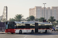 Bus station in Dubai, UAE (phuong.sg@gmail.com) Tags: abudhabi auto automobile bright bus car center city clean comfortable cross day delivery drive dubai engine express fast floor long longdistance machine modern motor new outdoors passenger public red road service stand station street suburban summer sunny system traffic transport transportation travel uae urban vehicle