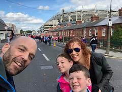 September 2018-11 (romoophotos) Tags: 2018 cianmooney karenmooney ronanmooney crokepark family4 september éabhamooney fitzgibbonstreet dublin ireland ie