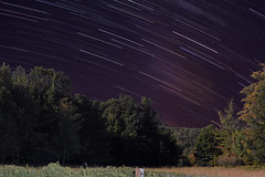 Star Trails-3 (Cory Seamer) Tags: star trails night upstateny upstate newyork catskills outdoors summer astral nature woods forest mountains